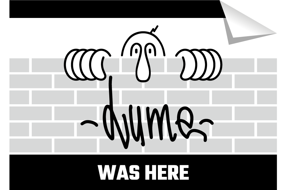 WAS HERE 34: LUME