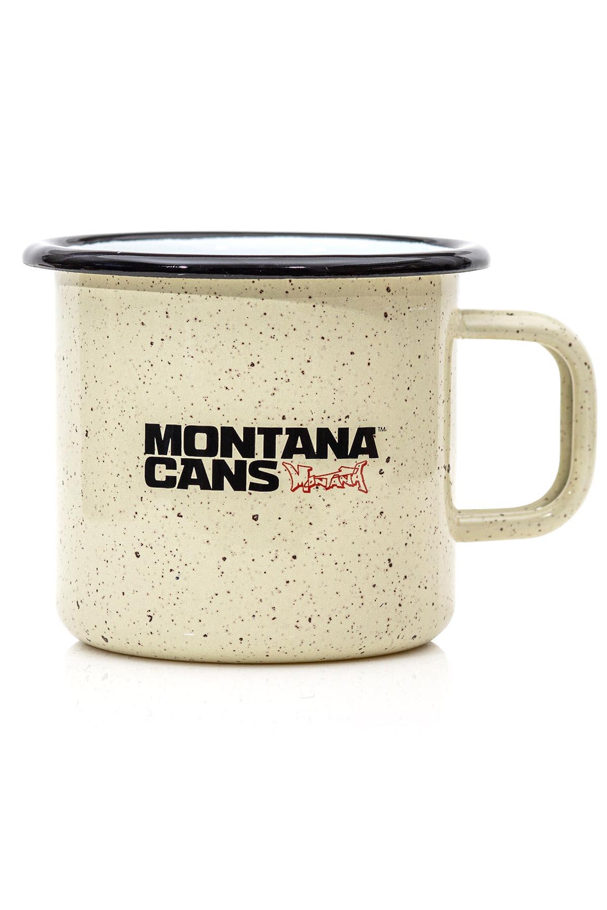 Montana TYPO LOGO Tazza