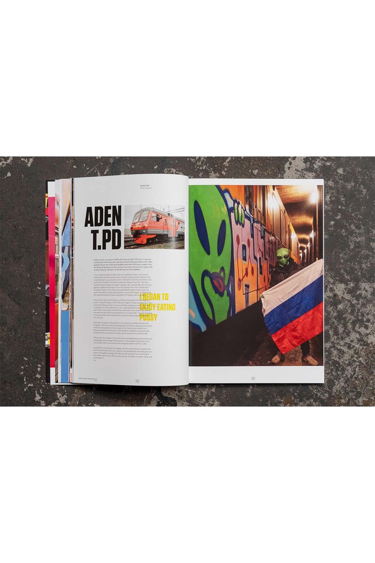 UNPLEASANT 7 Magazine