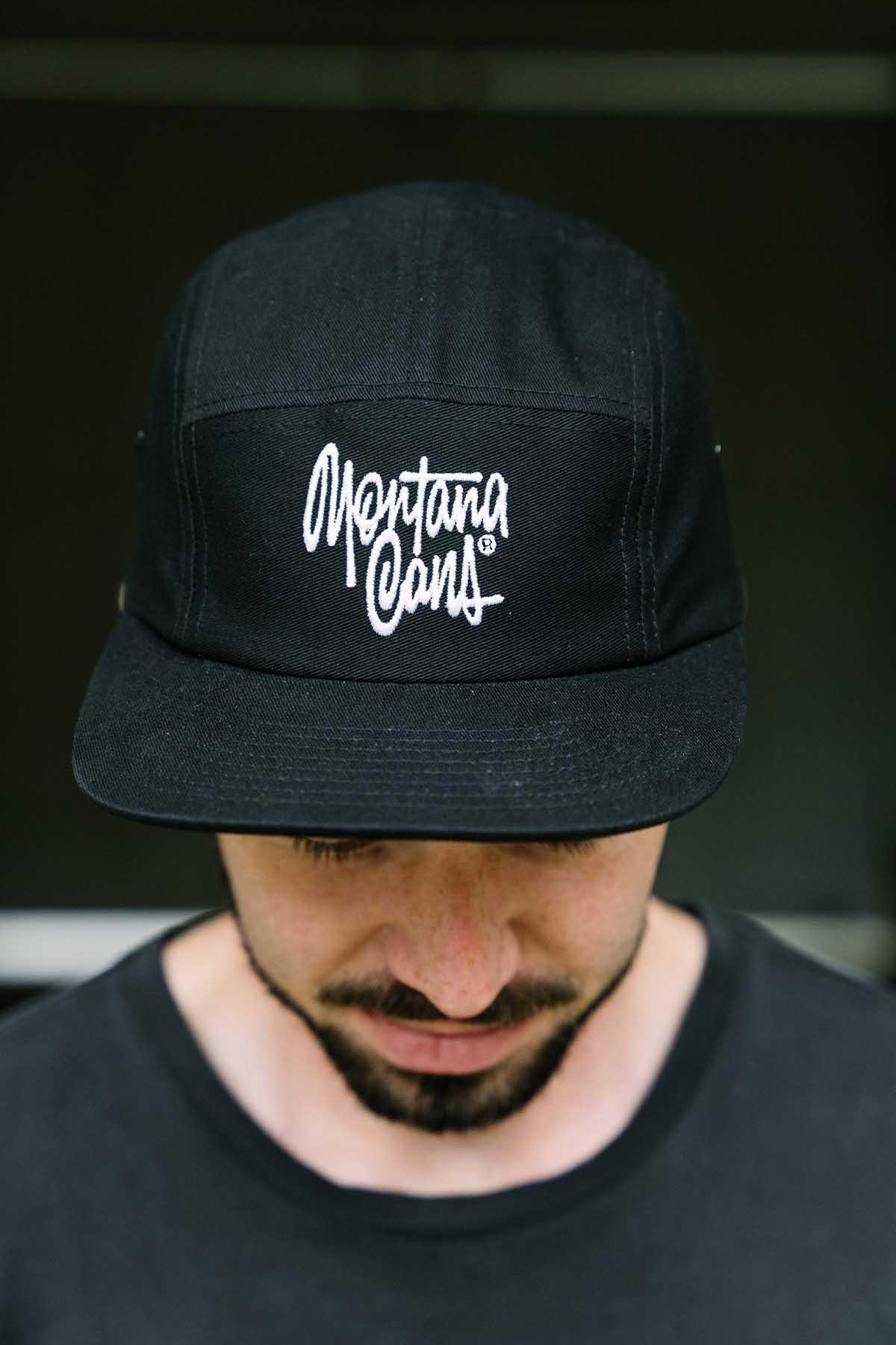 Cappellino 5 pannelli Montana